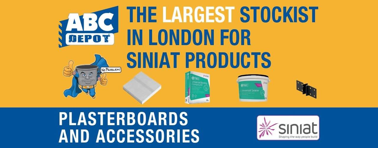 Siniat GTEC Products
